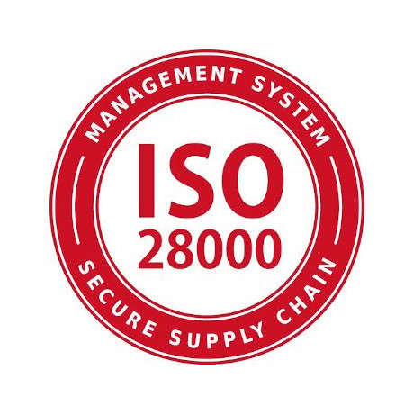 We have been awarded ISO 2800...