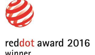 We got Red Dot Award!