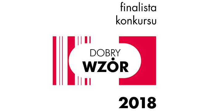 Podwójna nagroda Dobry Wzór 2018