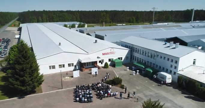 Launch of the new factory in Łowyń